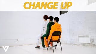 EAST2WEST SEVENTEEN 세븐틴 SVT LEADERS CHANGE UP Choreography by Christbob