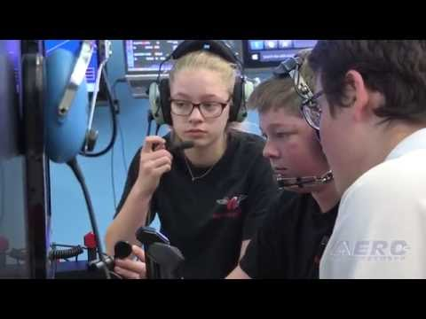 Aero-TV: Starting 'em Young - Aero-Education for K-12 Students