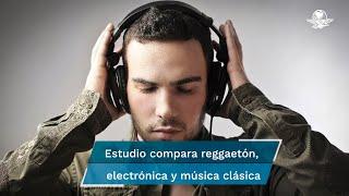 El reggaetón  género musical avivó a un grupo de neuronas involucradas en el sistema de recompensa y placer