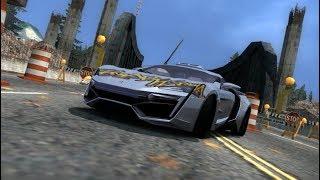 NFS MW Lykan Hypersports vs Lamborghini Centenario (Final Pursuit-Ending)