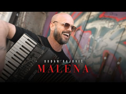 Смотреть клип Boban Rajovic - Malena