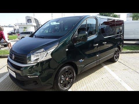 2018 Fiat Talento Panorama L1H1 1.6 - Exterior and Interior - Auto Salon Bratislava 2018