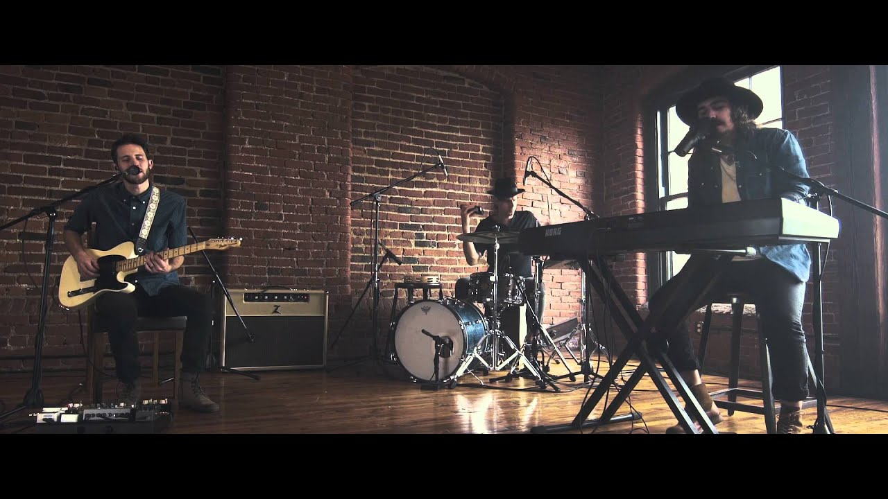 Jordan Feliz || Song Sessions - Brother (Needtobreathe Cover)