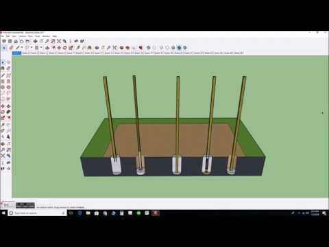 Pole Barn Foundation Options - LINK FOR UPDATED VIDEO IN BIO