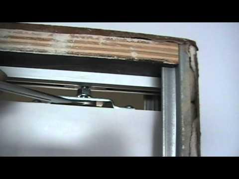 Como montar una puerta corredera paso a paso funnydog tv - Montar puerta corredera ...
