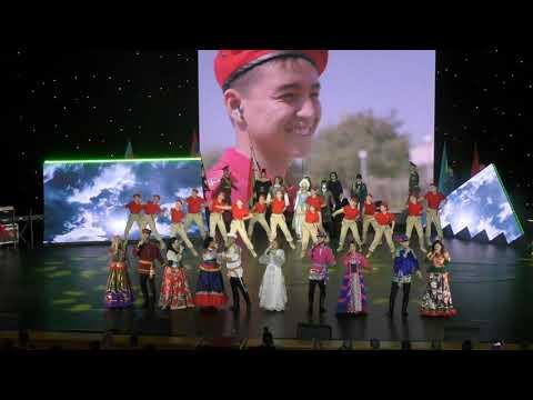 Пролог финала XIV конкурса Катюша в ЦАТРА 08 11 19