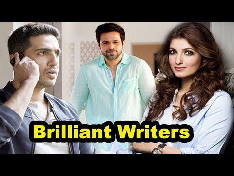 Top 5 Bollywood Celebrities Who Are Also Brilliant Writers 2018 [Bollywood Cafe]