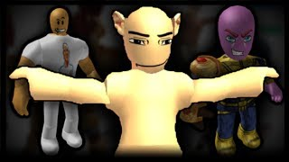 The Most Disturbing Roblox Characters Ever