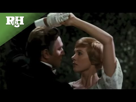 Maria And The Captain Dance The Laendler From The Sound Of Music