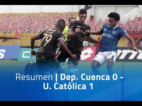 Dep. Cuenca U. Catolica Goals And Highlights