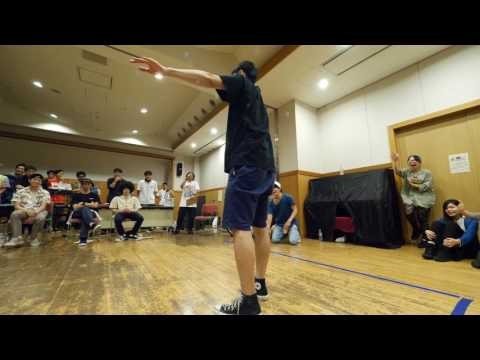 ネス vs BROTHER BOMB BEST4 Shout A BATTLECRY vol.2 A-POP × STREET DANCE BATTLE