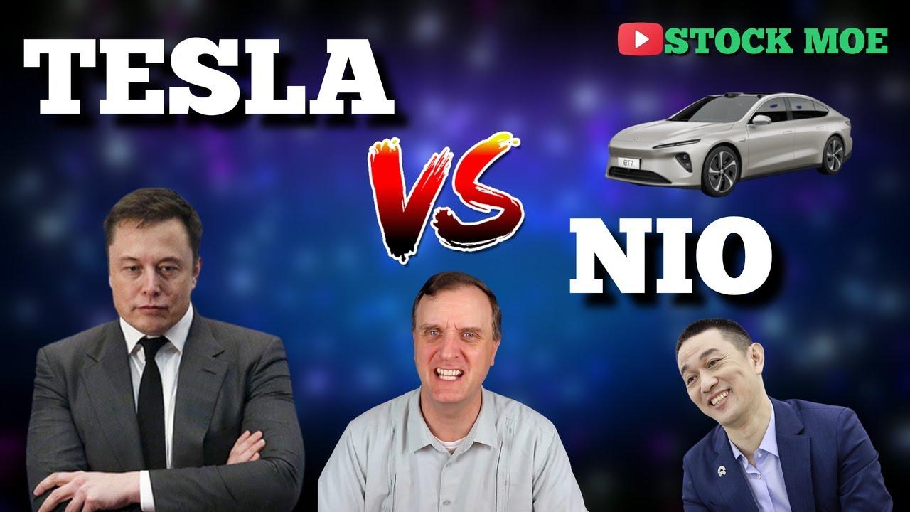 Download TESLA STOCK PRICE PREDICTION vs NIO STOCK PRICE PREDICTION   WHICH ONE WILL WIN?