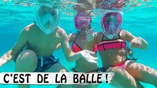 PLAGE DE RONDINARA : Elle se mérite / Family vlog en Corse / Vlog Vacances