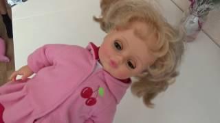 Разговаривающая кукла для девочек