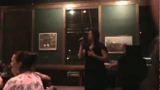 Erica singing Broken Wing by Martina McBride