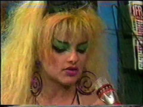 Nina Hagen Live 1987 Punkhochzeit Full Na Siehste @Gottschalk