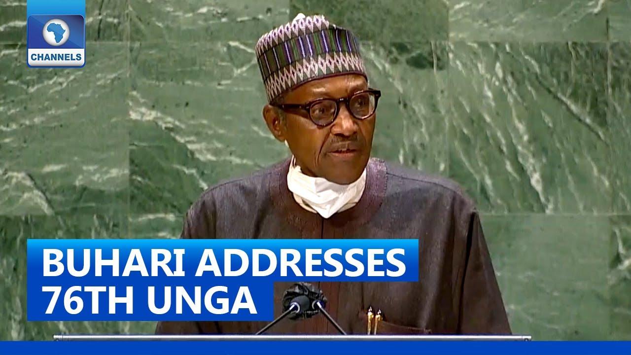 Download [FULL SPEECH] Buhari's Address At UN General Assembly