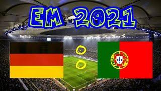 Deutschland gegen ungarn   euro 2020 livestream gruppe f