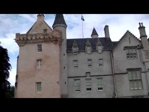 Brodie Castle, Forres, Morayshire, Scotland
