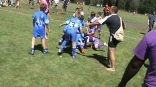 puc rugby 2001 - tournoi de gujan mestras - match 8 - puc - souston