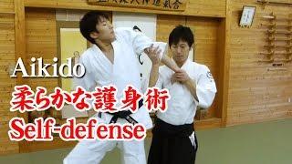 Aikido self-defense techniques