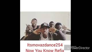 Nyashinski-Now you know [Choreography by MovazDanceKenya]
