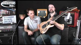 Floyd Rose Style Vibrato Shoot Out Part 3 - Ibanez S770
