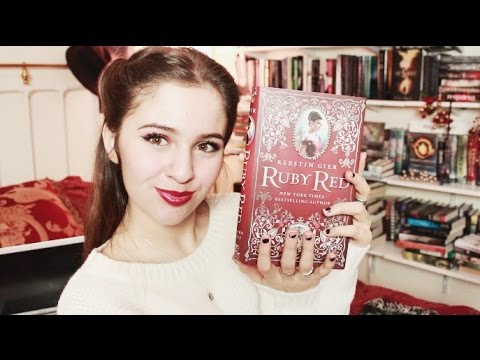 Ruby Red Book & Movie Review!!