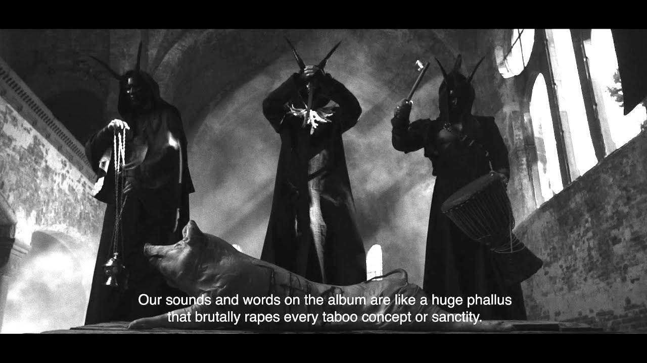 Behemoth — The Satanist — Prologue I