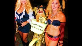 Key West Fantasy Fest 2013 - Best Parade Videos