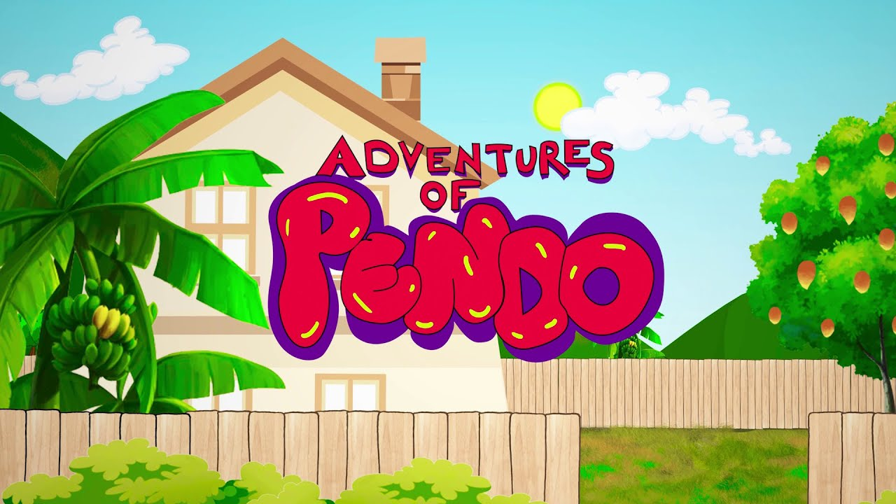 ADVENTURES OF PENDO - ANIMATION FOR KIDS