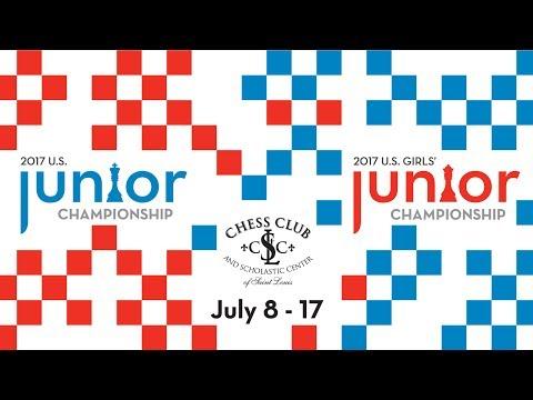 2017 U.S. Junior Championships: Round 8
