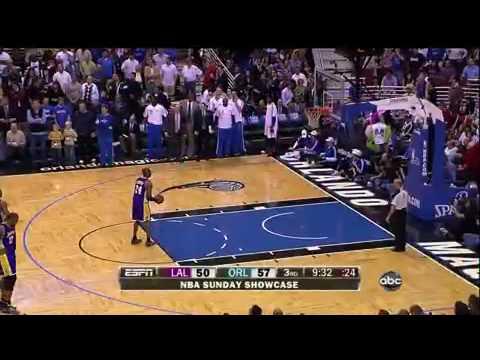 Kobe Bryant and Matt Barnes Confrontation!