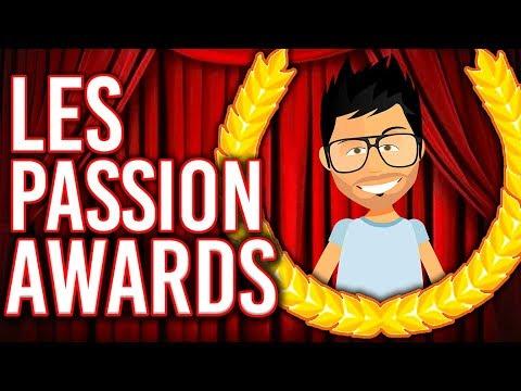 LES PASSION AWARDS 2018, le meilleur et pire du jeu vidéo de l'année ❤️