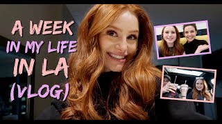 A week in my life in LA - Vlog | Madelaine Petsch