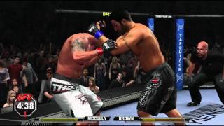 UFC 2010 Бои