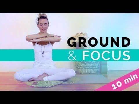 Kundalini Meditation For Mental Control & Focus (10-min)