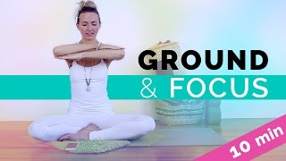Kundalini Meditation For Mental Control & Focus (10-min)
