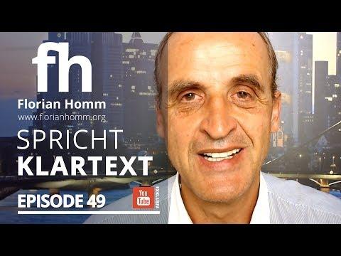 Florian Homm: Euro Junk Bonds und die EZB Marktmanipulation - Wie kann man davon profitieren?