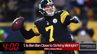Football Gameplan's 2017 NFL Team Preview: Pittsburgh Steelers