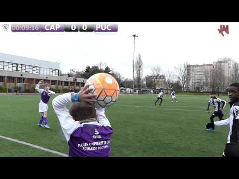 TVJM : Foot, Puc Didot 2016 02 U10 Resume