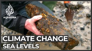 Changing sea levels: UK scientists look for prehistoric evidence
