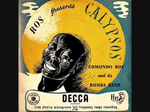 Edmundo Ros and his Rumba Band - Ros presents Calypsos (1957)Full vinyl LP