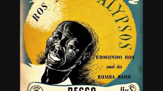 Edmundo Ros and his Rumba Band - Ros presents Calypsos (1957)  Full vinyl LP