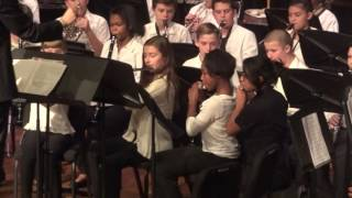 MSMS 7th Grade Band | Battle Creek March
