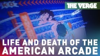 For Amusement Only: the life and death of the American arcade