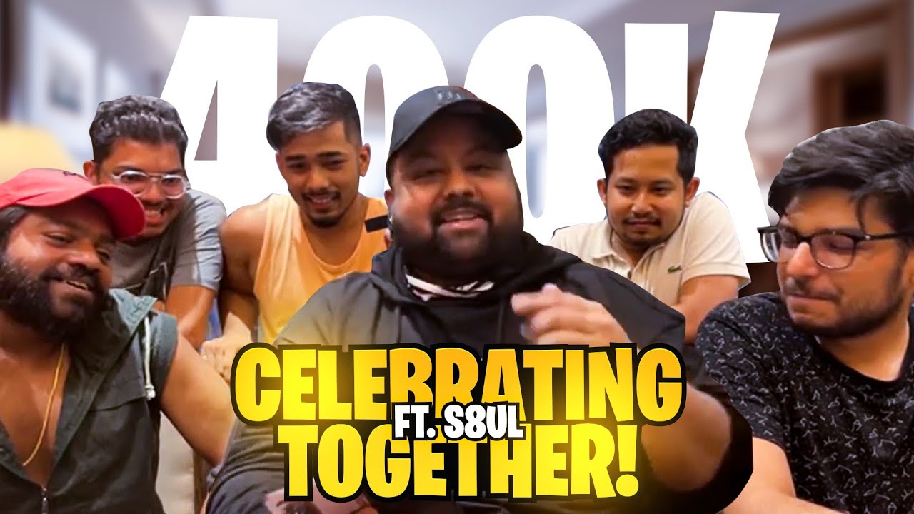 All My Naughty Boys in One Frame | Celebrating 400k Together - Forever Grateful! | Highlights