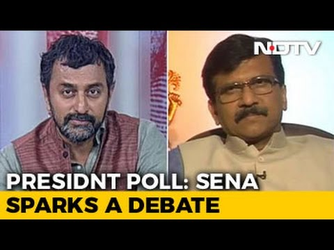 Shiv Sena's 'Warning' To BJP: 'For President's Election, Uddhav Talking To All Parties'