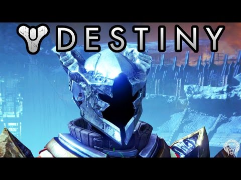 Destiny: Crotas End Warlock Raid Helmet! Legendary Raid Gear Armor Gameplay (Dark Below DLC)