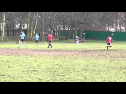 The 22nd Match J-GAIA 2-0 Mile End Park Rangers The Second half 2015/2/21